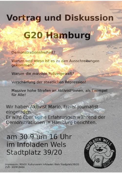Vortrag G20.01